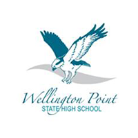 Wellington Point State High School logo